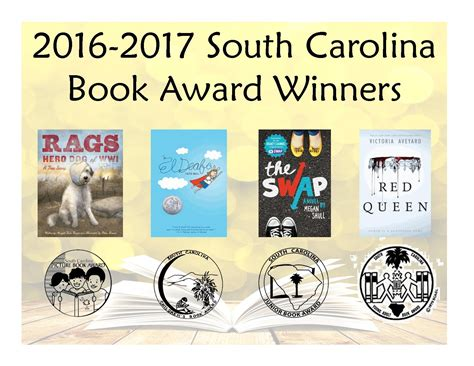 picture book competition 2017 south carolina book awards announced berkeley