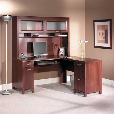 home office furniture computer desk cherry computer desk for home office