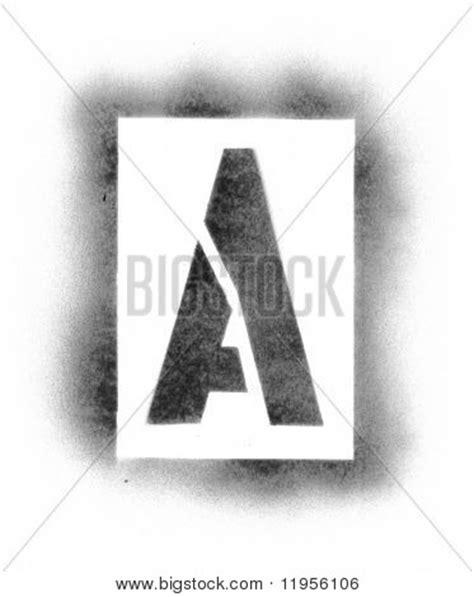 spray painting letters stencil letters in spray paint stock photo stock images