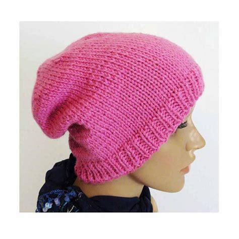 womens knit hat pattern knitting pattern knit slouchy beanie pattern womens knit