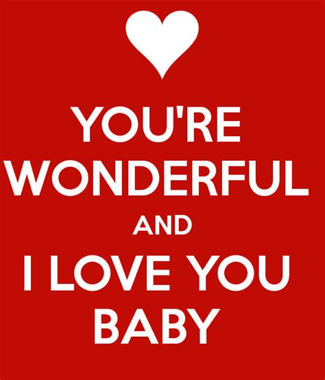 i you baby you re wonderful and i you baby poster ashton