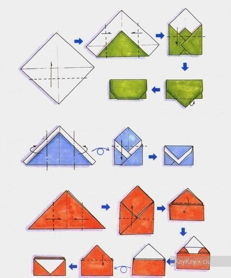 how to make a paper envelope origami origami envelopes use green pattern for postal co
