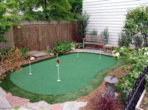 backyard putting green kit indoor putting greens and artificial grass starpro greens
