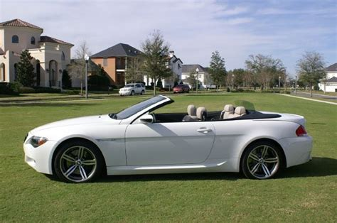 2007 Bmw Convertible by Fast Cars 2007 Bmw M6 Convertible