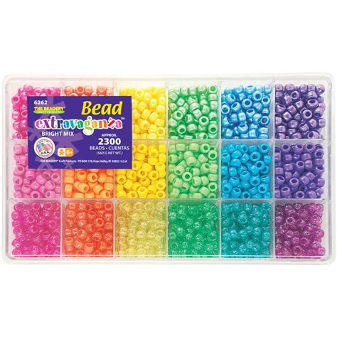 bead kits for the beadery bead box kit 2300 brights 6262