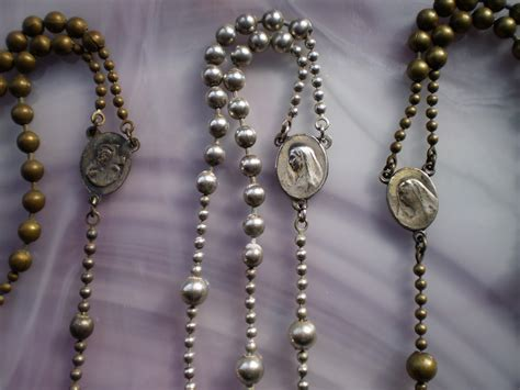 antique rosary collecting antique rosaries antique wwi and wwii rosaries