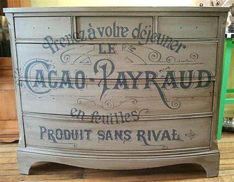 chalk paint y betun de judea typography dresser with chalk paint the graphics