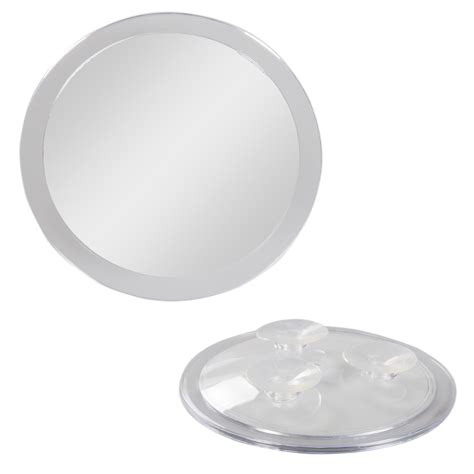 suction mirror bathroom 216 17 cm cosmetic mirror mirror suction cups bathroom