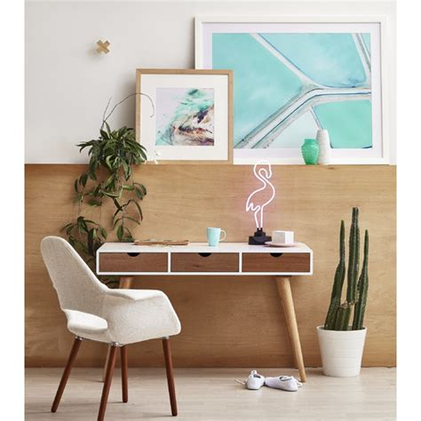 scandinavian office desk johanne scandinavian style office desk temple webster