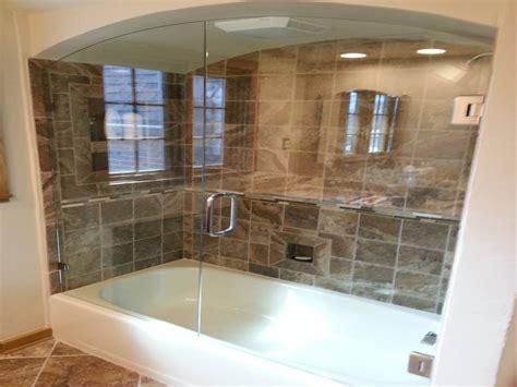 sliding glass shower doors tub shower tub enclosures frameless sliding shower door glass