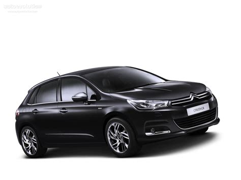 C4 Citroen by Citroen C4 Hatchback 2010 2011 2012 2013 Autoevolution