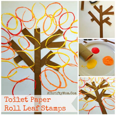 toilet paper roll crafts for adults 15 best photos of diy fall craft ideas scrapbook paper