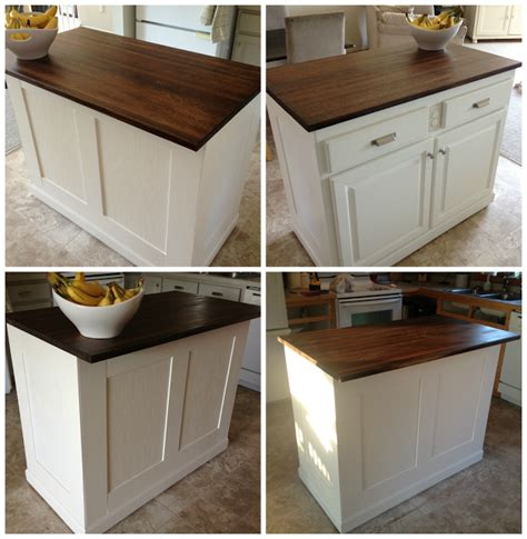 kitchen island makeover remodelaholic budget friendly board and batten kitchen island makeover