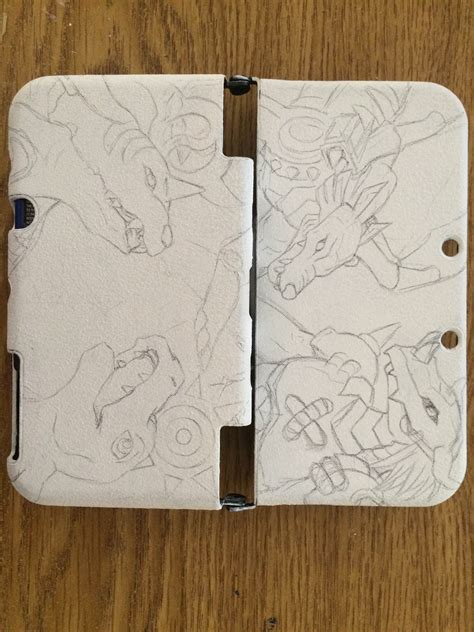 spray painting 3ds xl crafts accordions