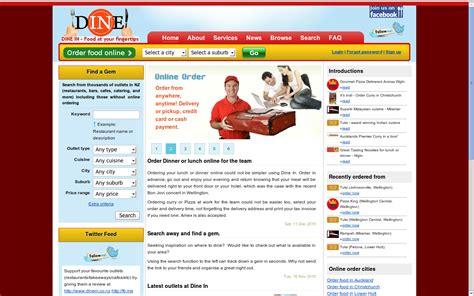 website to blue horn new zealand web design development php 5