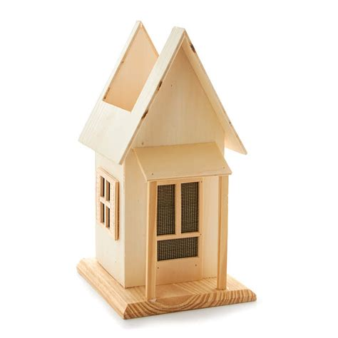 wooden craft kits for unfinished wood planter house wood craft kits