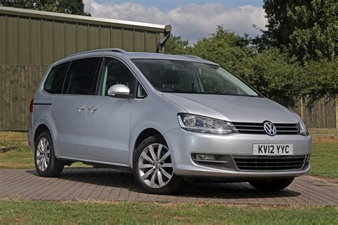 Used Volkswagen used volkswagen sharan review auto express