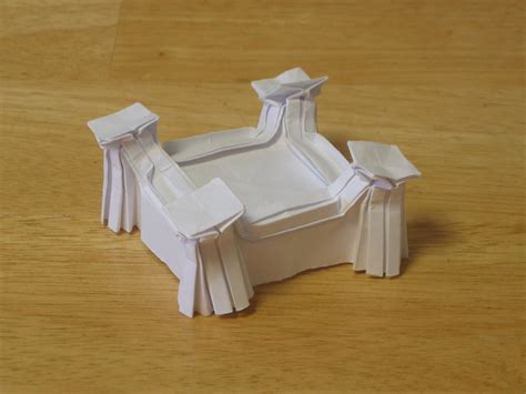how to make a origami castle origami castle explorations zing