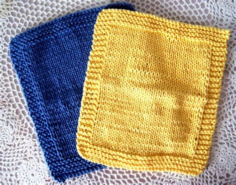 easy knitting dishcloth patterns for beginners shoregirl s creations knitted dishcloths