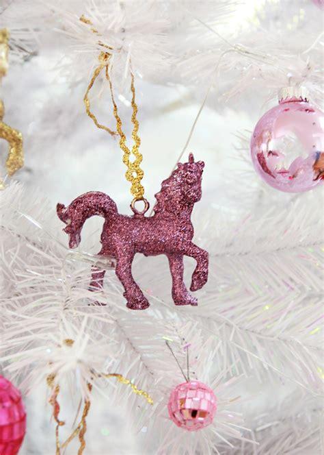 unicorn ornament advent calendar unicorn ornaments