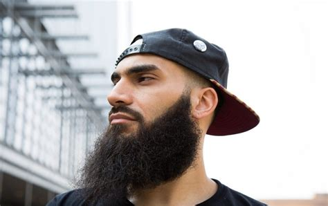 20 Trendy And Popular Beard Styles For Black Men Beardoholic