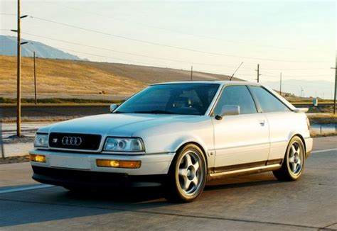 1990 Audi Quattro by Of Ur Smartly Tuned 1990 Audi Coupe Quattro Bring A