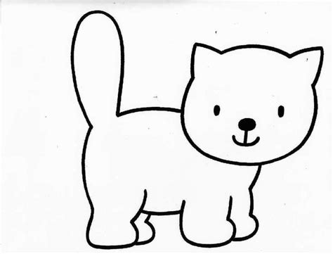 cat easy cat in the hat coloring pages free printable coloring home
