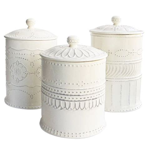 white kitchen canister set best 20 canister sets ideas on kitchen