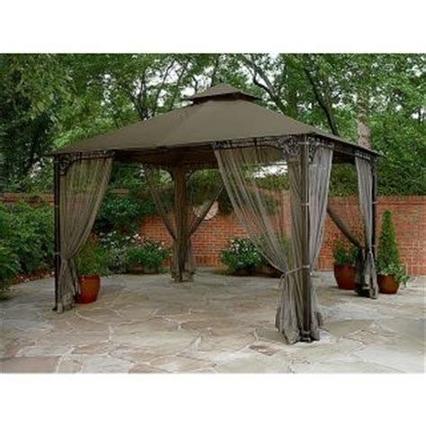 gazebo outdoor furniture canopies replacement canopies for gazebos