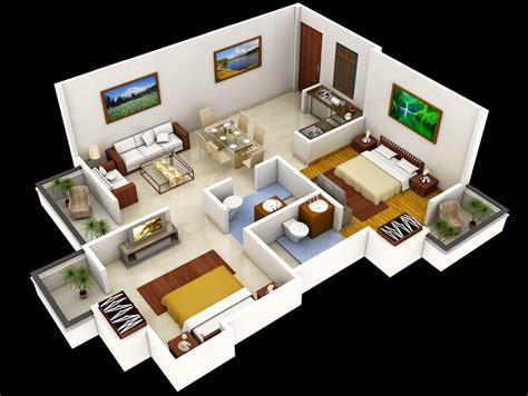 two bedroom design two bedroom house interior design