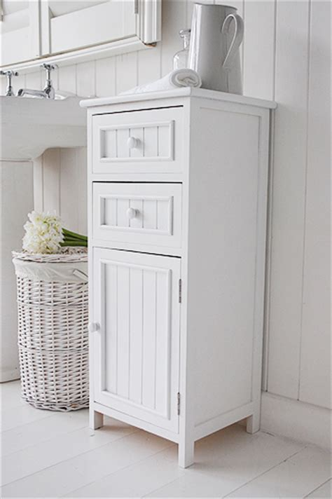 bathroom storage cabinets with drawers maine bathroom cabinet with 2 drawers and cupboard for storage