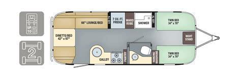 30 ft travel trailer floor plans floorplans flying cloud airstream