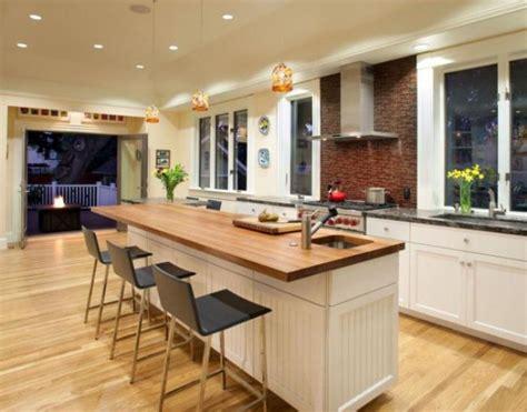 kitchen with island images d 233 couvrez nos 84 jolies propositions pour cuisine avec bar