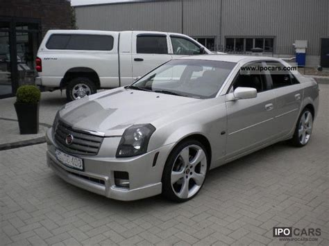 2007 Cadillac Cts 3 6 by 2007 Cadillac Cts 3 6 Auto Sports Luxury Irmscherumbau