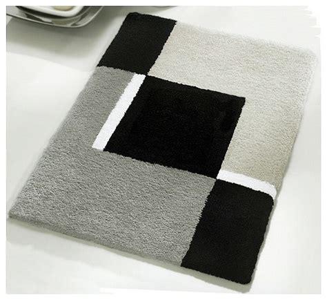 gray and white bathroom rugs small bath rug modern anti skid bathroom rug grey 21