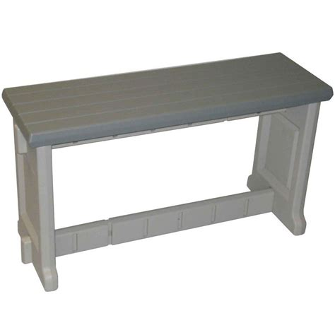 plastic patio bench 28 plastic patio bench plastic outdoor benches