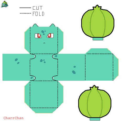origami bulbasaur origami bulbasaur comot