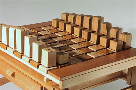 chess table woodworking plans moated chess table finewoodworking