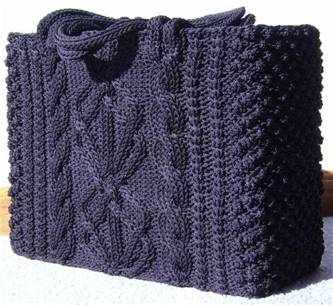 knit bag pattern knitted handbags patterns patterns gallery