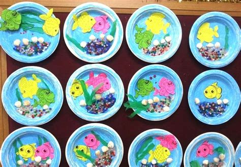 paper plates craft ideas preschool crafts and worksheets