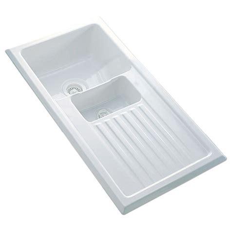 kitchen sink clearance clearance reginox ceramic 1 5 bowl kitchen sink slight