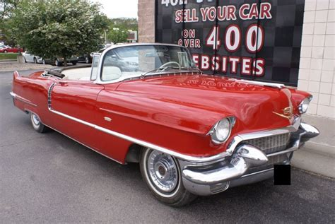 1956 Cadillac Convertible by 1956 Cadillac Series 62 Convertible For Sale In Omaha Ne