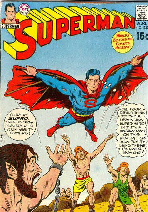 superman comic book pictures retrospace classic superman comic covers