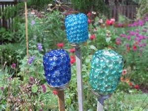 garden craft ideas for garden treasure jars craft diy cozy home