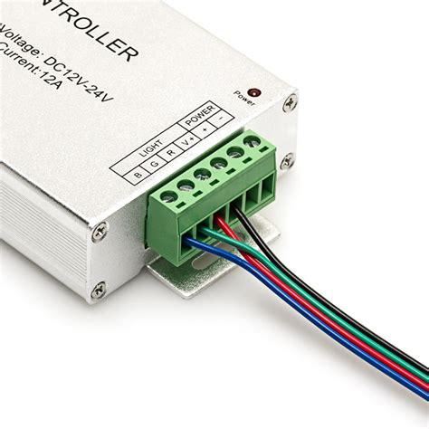 light controler ldir rgb3 rgb controller with ir remote led controller