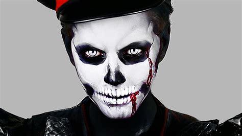 tutorial skull skull makeup tutorial saubhaya makeup
