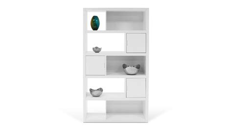 bookcases ideas recommended white lacquer bookcase room