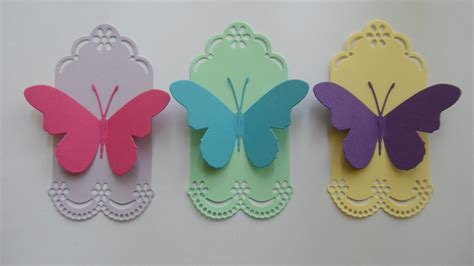 paper butterflies craft paper craft butterfly gift envelopes
