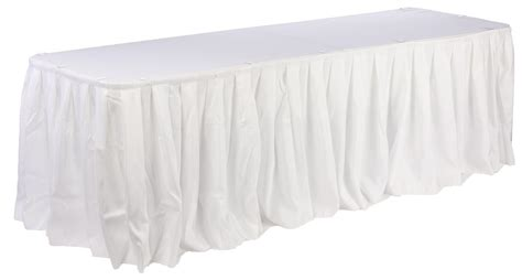 table skirts table cover with skirting table top skirting for 6 or