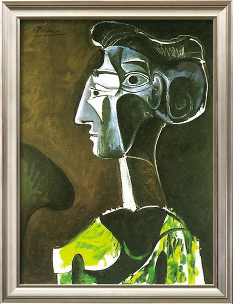 picasso replica paintings grand profil 1963 pablo picasso s paintings reproduction
